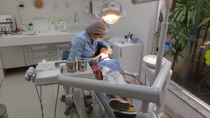Lapisowanie zębów u dzieci
