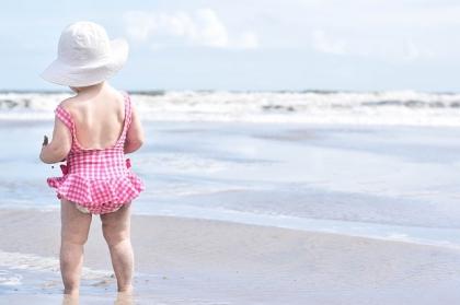 Z dziećmi na plażę