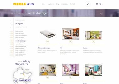 Meble Ada - Sklep meblowy online